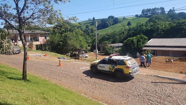 Homicídio em Mato Rico nesta madrugada de domingo