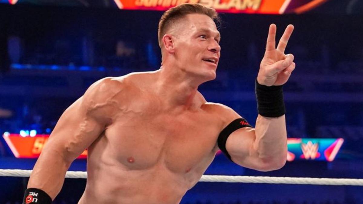 Planos da WWE para John Cena após o WWE SummerSlam