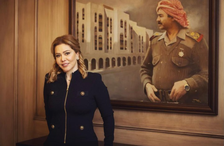 تبشّر باستمرار دولة الدم... ما وراء ظهور رغد صدام حسين؟