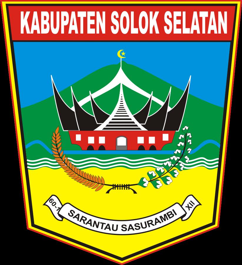 Hasil gambar untuk logo solok selatan