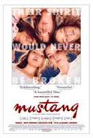 Mustang (2016) Poster