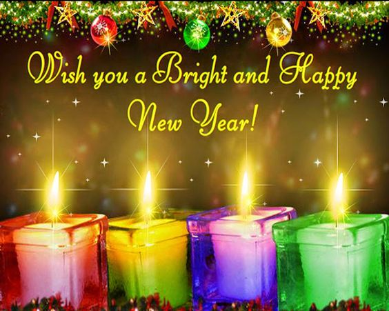 Happy new year Welcome 2017 and good bye 2016 messages