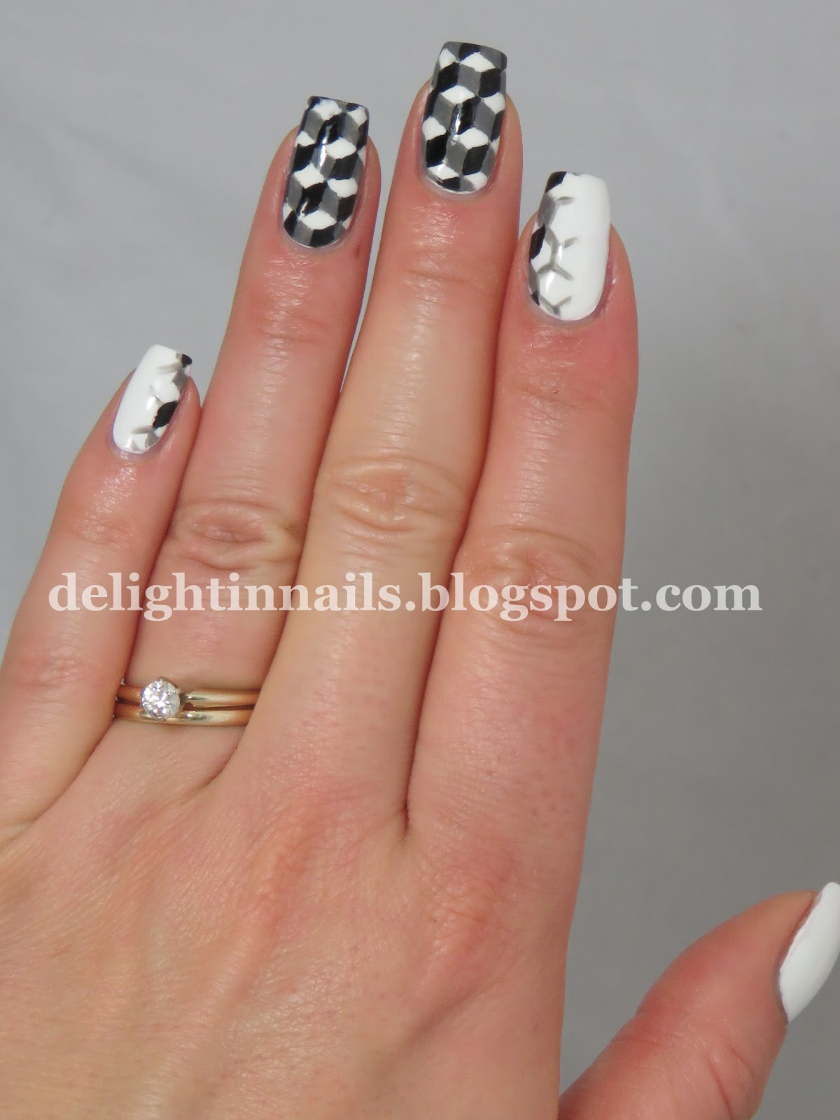 Delight In Nails: 40 Great Nail Art Ideas