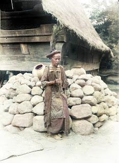 pendeta batak sibaso dari samosir