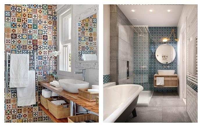 baños actualizados sin obras