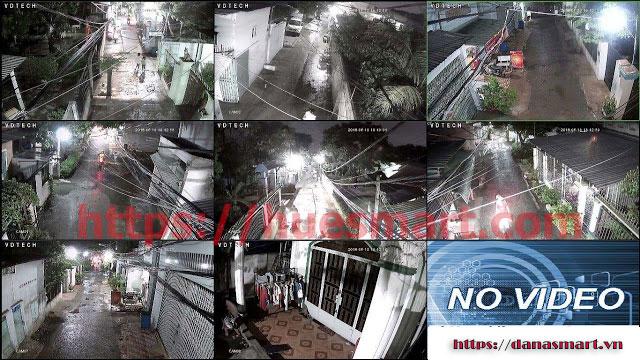 Lắp Đặt Camera giám sát Ban Đêm Chọn Loại Nào