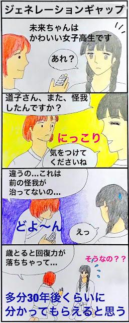 合気道におけるジェネレーションギャップ