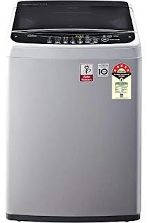 LG 6.5 kg 5 Star Fully-Automatic Top Loading Washing Machine