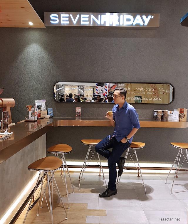 Sevenfriday Space Kuala Lumpur @ Robinsons, Four Seasons Place