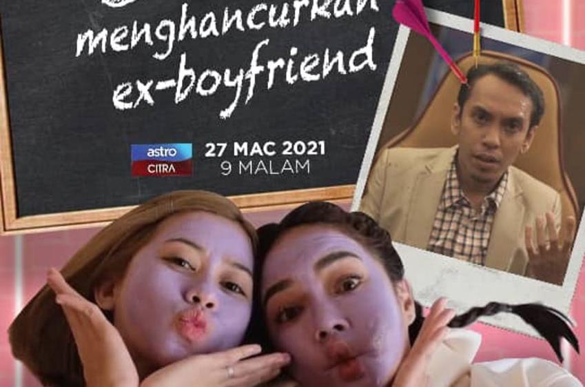 Tonton Telefilem 6 Langkah Menghancurkan Ex-boyfriend (2021)