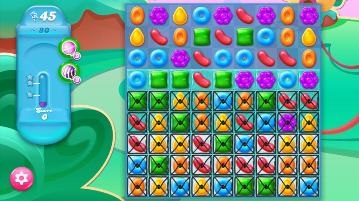 Candy Crush Jelly Saga 30