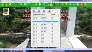 Kode dan Data Wilayah Administrasi di Indonesia