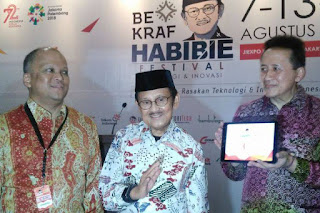 Bekraf Habibie Festival