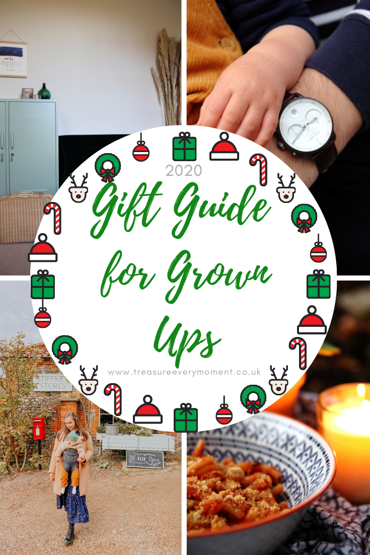 CHRISTMAS: Gift Guide for Grown Ups 2020