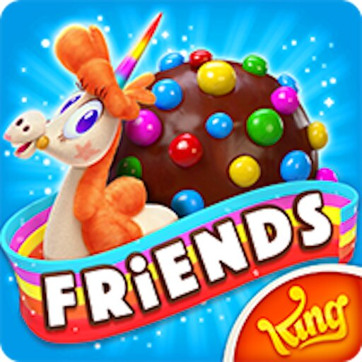 Candy Crush Friends Saga [MOD APK] Vidas infinitas
