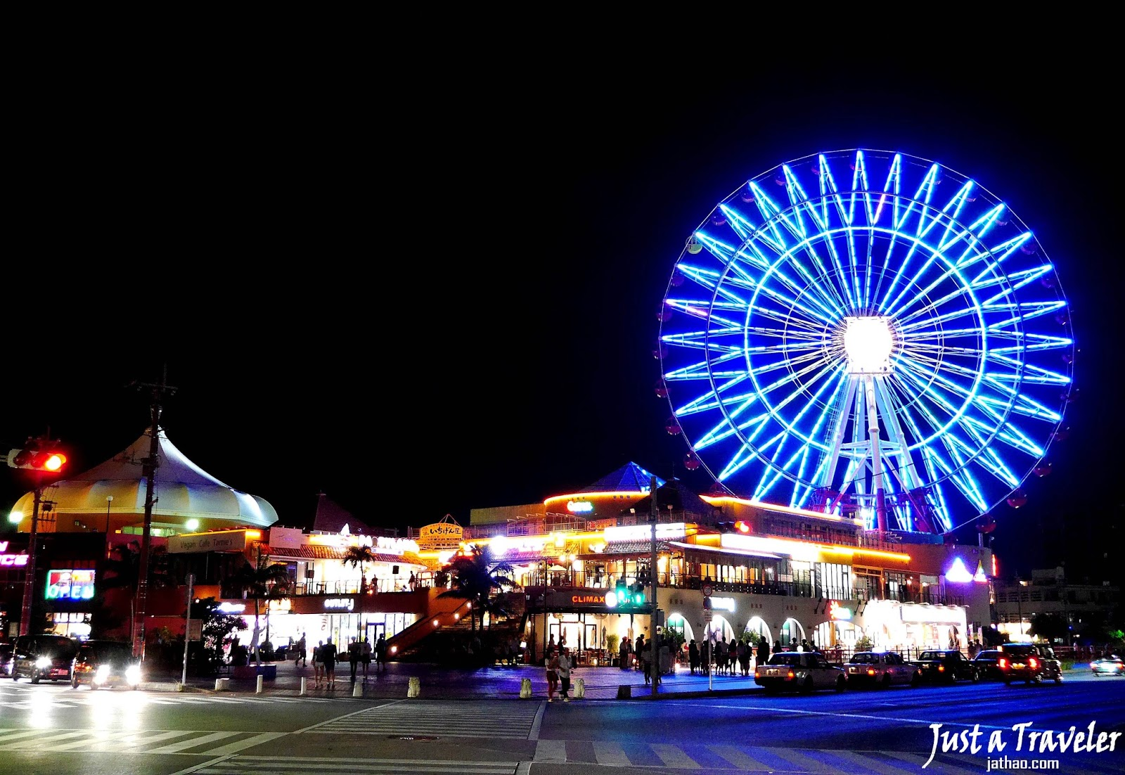 沖繩-沖繩景點-推薦-美國村-摩天輪-逛街-購物-沖繩自由行景點-沖繩觀光-沖繩旅遊-沖繩中部景點-Okinawa-attraction-American-Village-Toruist-destination