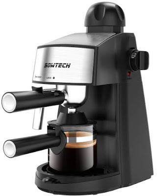 The Sowtech espresso machine