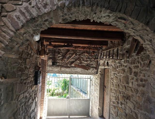 vicolo San Romano Garfagnana