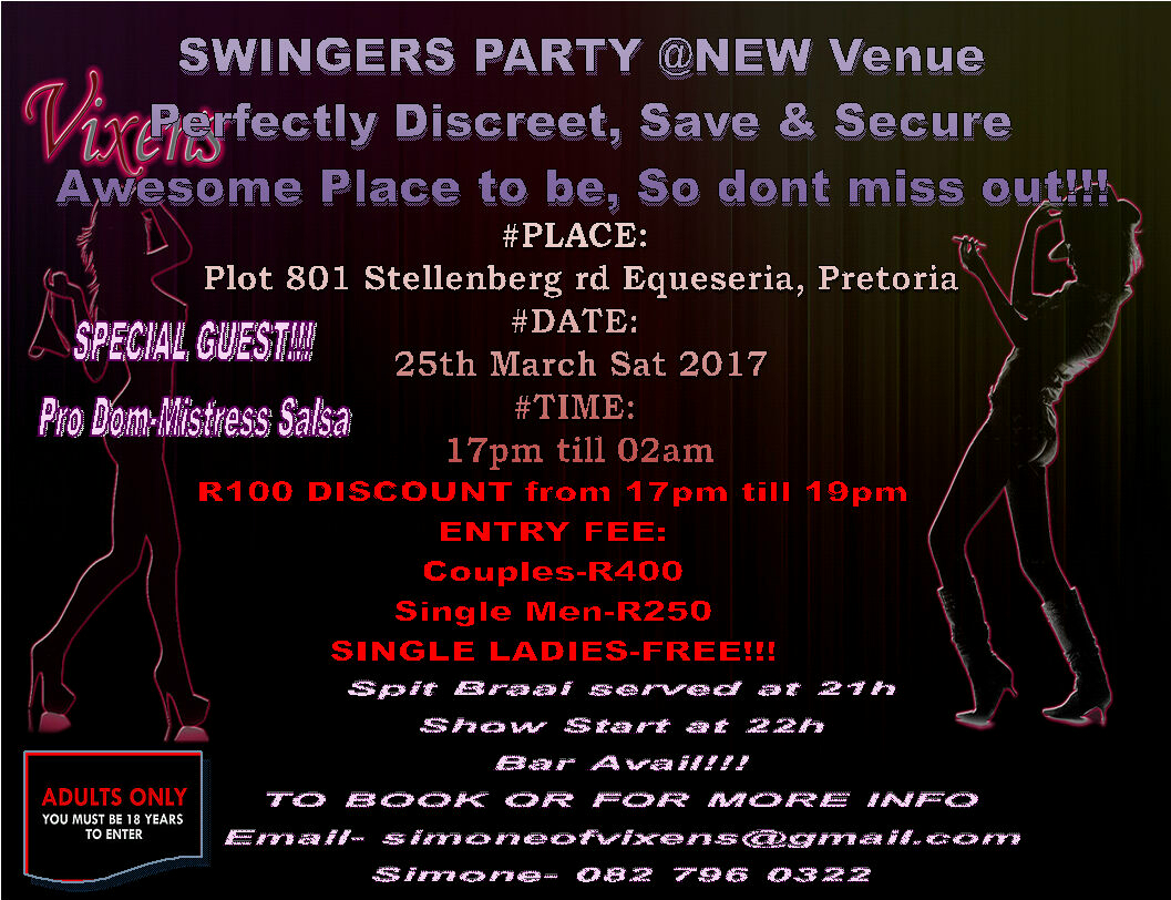 swingers club for single men