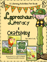 https://www.teacherspayteachers.com/Product/Leprechaun-Stories-4-Literacy-Craftivity-and-Activities-for-4-Leprechaun-Books-1149063