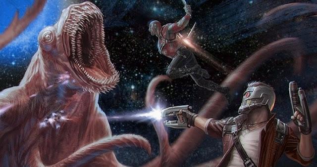 Doctor Strange y Guardians of the Galaxy Vol 2