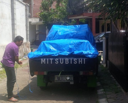 Sewa Pick Up Surabaya Jakarta