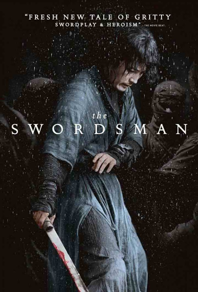 𝗠𝗼𝘃𝗶𝗲 - The Swordsman (2020)