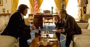"""Elvis & Nixon"", lo strano incontro in un film"