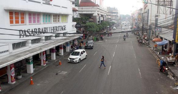 Kota Bandung Akan Terapkan PSBB