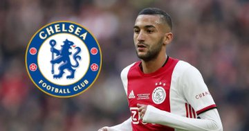 OFFICIAL: Chelsea Agree £38m Deal To Sign Ajax Star Hakim Ziyech