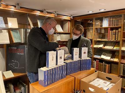 Michael Solder (links) und Robert Eberhardt (rechts)
