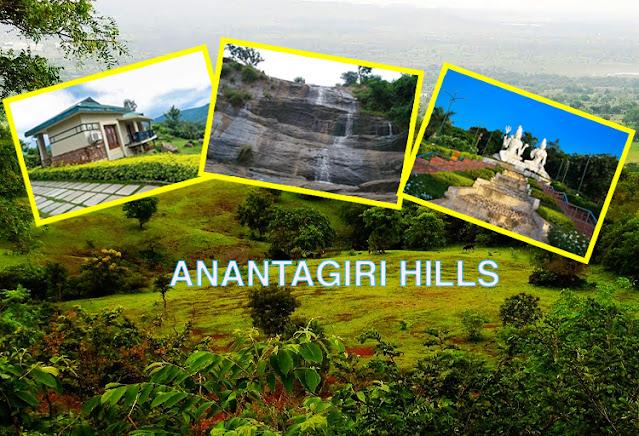 Anantagiri Hills , Hyderabad