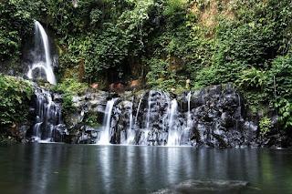 Taman Sari Waterfall, Tempat Wisata Baru Di Bali Dekat Kota Gianyar