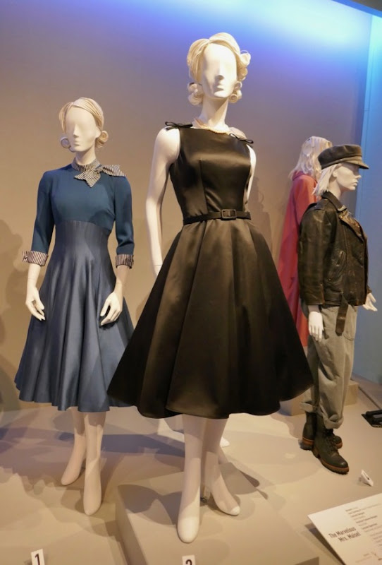 Marvelous Mrs Maisel TV costumes