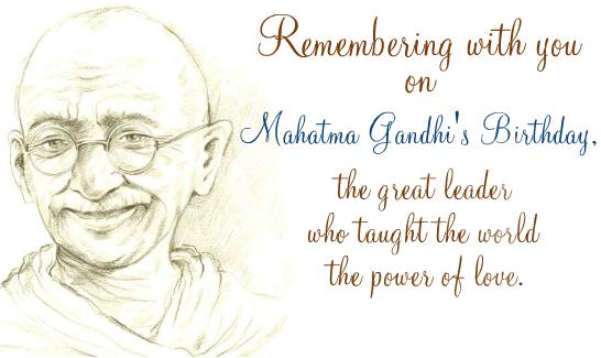 10+ Best Gandhi Jayanti Speech in English, Long & Short Speech on Gandhi Jayanti