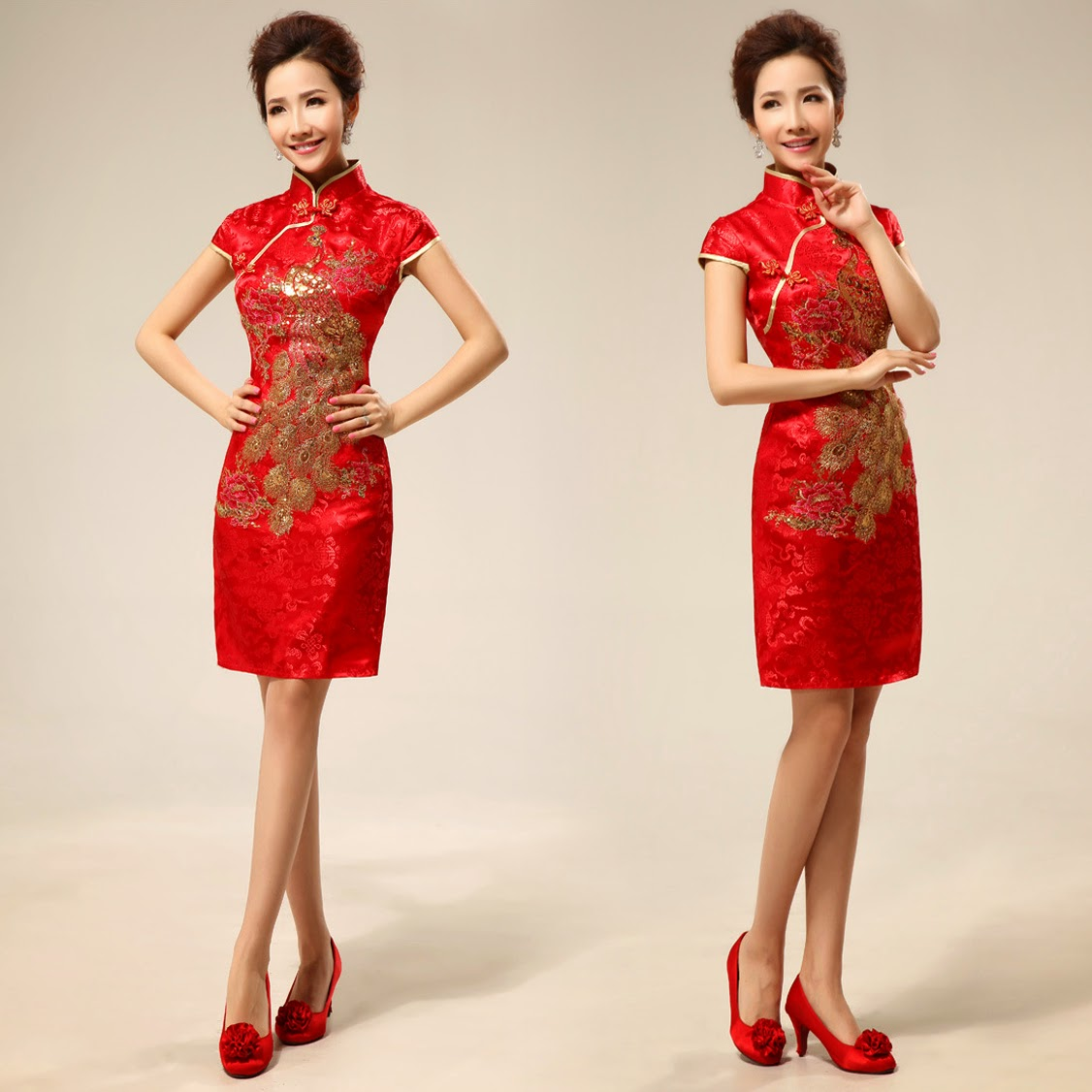 Cheongsam is a body-hugging one-piece Chinese dress for women which is the interface design of Chinese culture and Western culture.  sc 1 st  VietNamdeluxetravel.net & VietNamdeluxetravel.net: Travel To Asia u2013 Admiring The Impressive ...