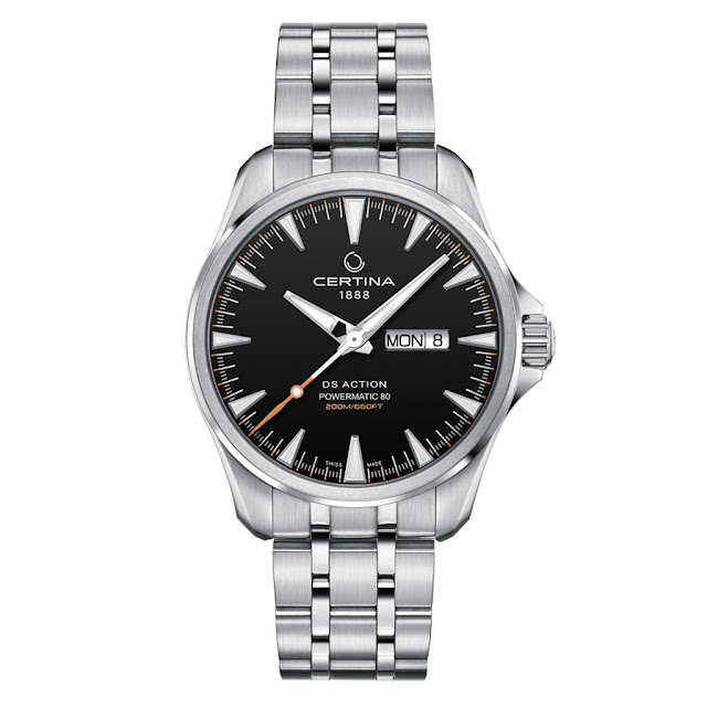 Certina DS Action Day-Date Powermatic 80 ref. C032.430.11.051.00