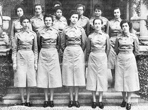 as 13 mais corajosas de 1955