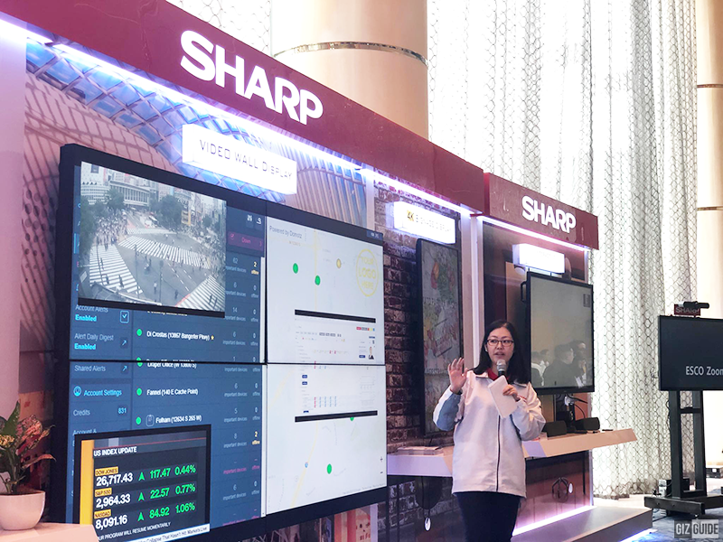 LOOK: Sharp's 2019 existing and upcoming product line up
