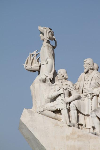 Padrao dos Descobrimentos-Monumento alle scoperte-Belém-Lisbona