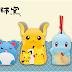 Pokemon Ceramics Decorations