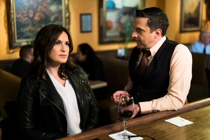 Law and Order: SVU - Episode 18.18 - Spellbound - Promo, Sneak Peeks, Promotional Photos & Press Release