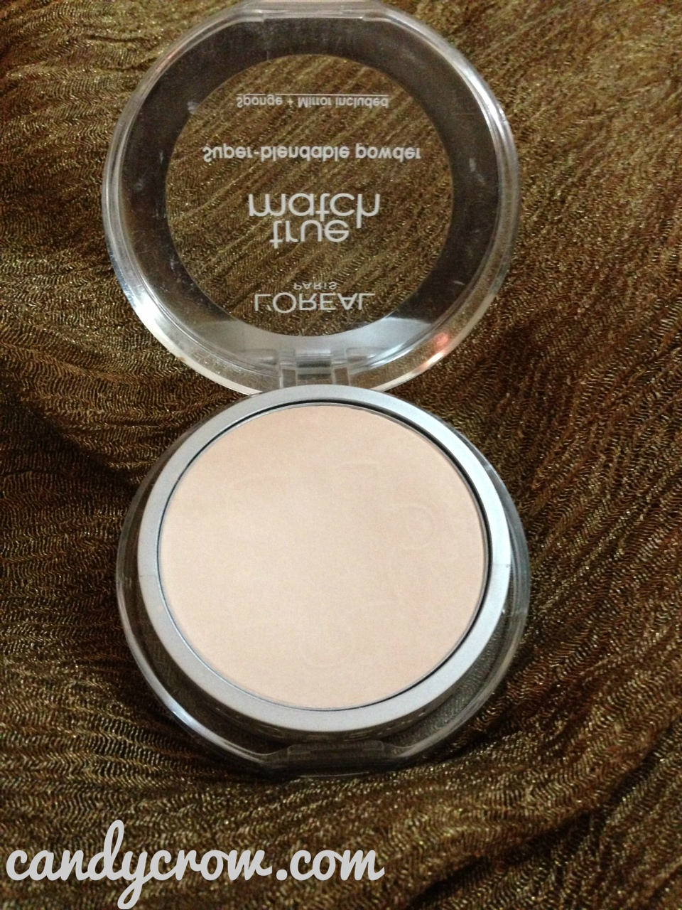 Review | L'oreal True Match Super Blendable Powder