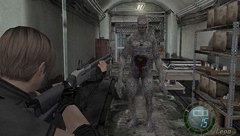 Download Game Resident Evil 4 Ppsspp Gold