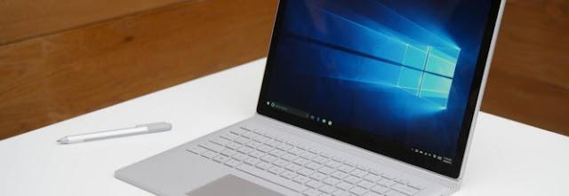 Novo Surface Book pode chegar no próximo mês sem a função tablet