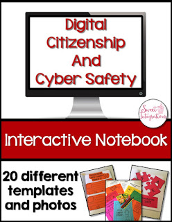 Cover image for Digital Citizenship INB