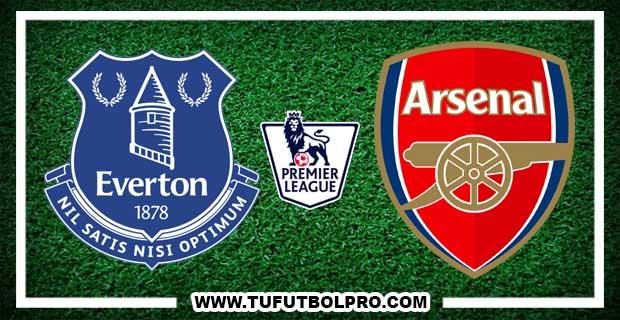 Ver Everton vs Arsenal EN VIVO Por Internet Hoy 13 de Diciembre 2016