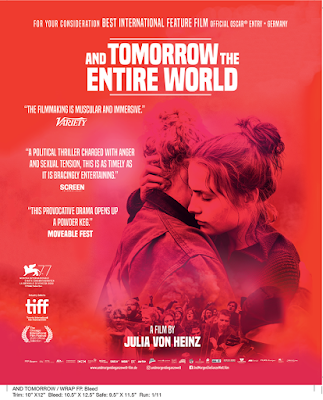 Crítica - And Tomorrow the Entire World (2020)