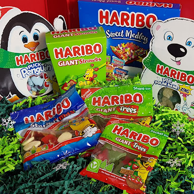 HARIBO Christmas range of sweets and stockingfillers
