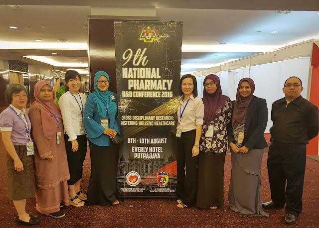 Persidangan R&D Farmasi Kebangsaan Ke-9